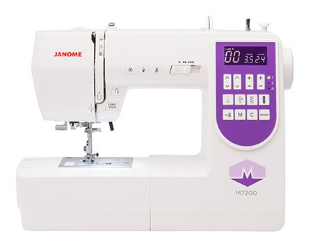 Janome 7200