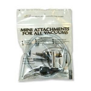 Fast Vac- Mini Attachment Kit
