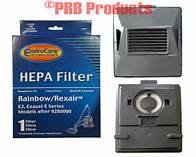 Rainbow Hepa Filter- E2 square