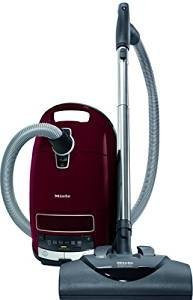 Miele Vacuum C3 SoftCarpet- Tayberry Red