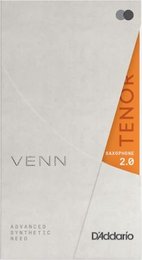 D'addario VENN TENOR SAXOPHONE REEDS 2.0