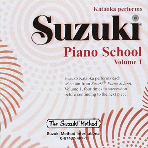 Suzuki Piano School Volume 1
