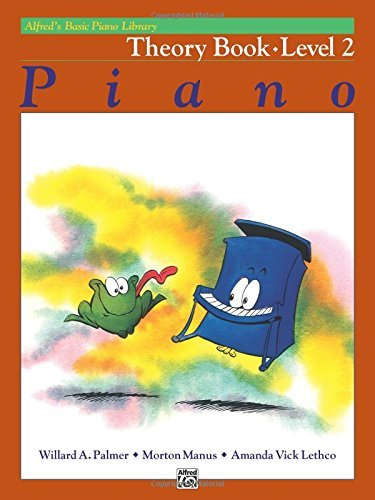 Alfred's Basic Piano Library: Theory Book Level 3