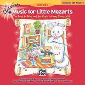 Music for Little Mozarts CD