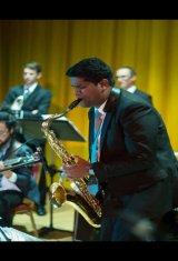Joshua Jerome (saxophone)