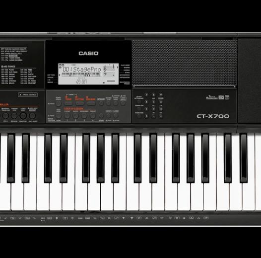 Casio Keyboard 61 keys CTK3500