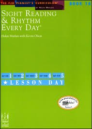 Sight Reading and Rhythm Every Day Book 1A
