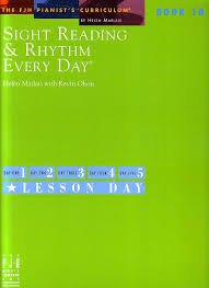 Sight Reading and Rhythm Every Day Book 1B
