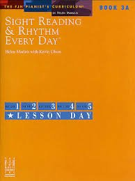 Sight Reading and Rhythm Every Day Book 3A