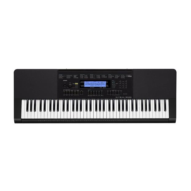 Casio Keyboard 76 full size keys not Pol WK245-U