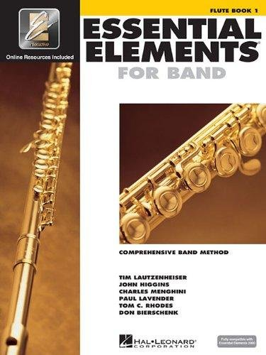 Essential Elements 2000 Flute Book 1 w/ Online