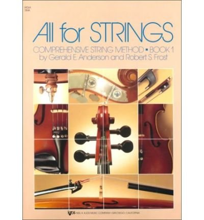 All for Strings (Viola) Book 1