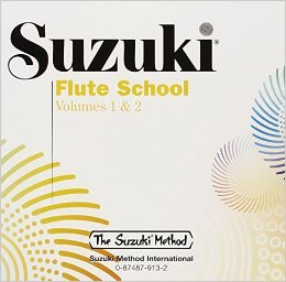 Suzuki Flute School Volumes 1 & 2