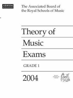 ABRSM Theory of Music Exams Grade 1 2004