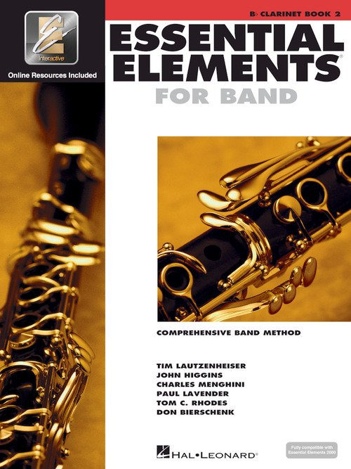 Essential Elements for Band -  Eb Bass Clarinet Book 1 with EEi