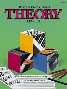 Bastien Piano Basics: Theory Level 3