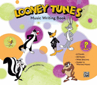Alfred's Looney Tunes Music Writing Book
