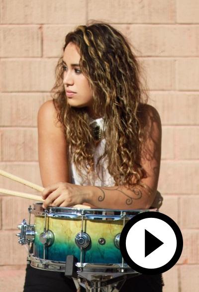 Fer Fuentes(drums)