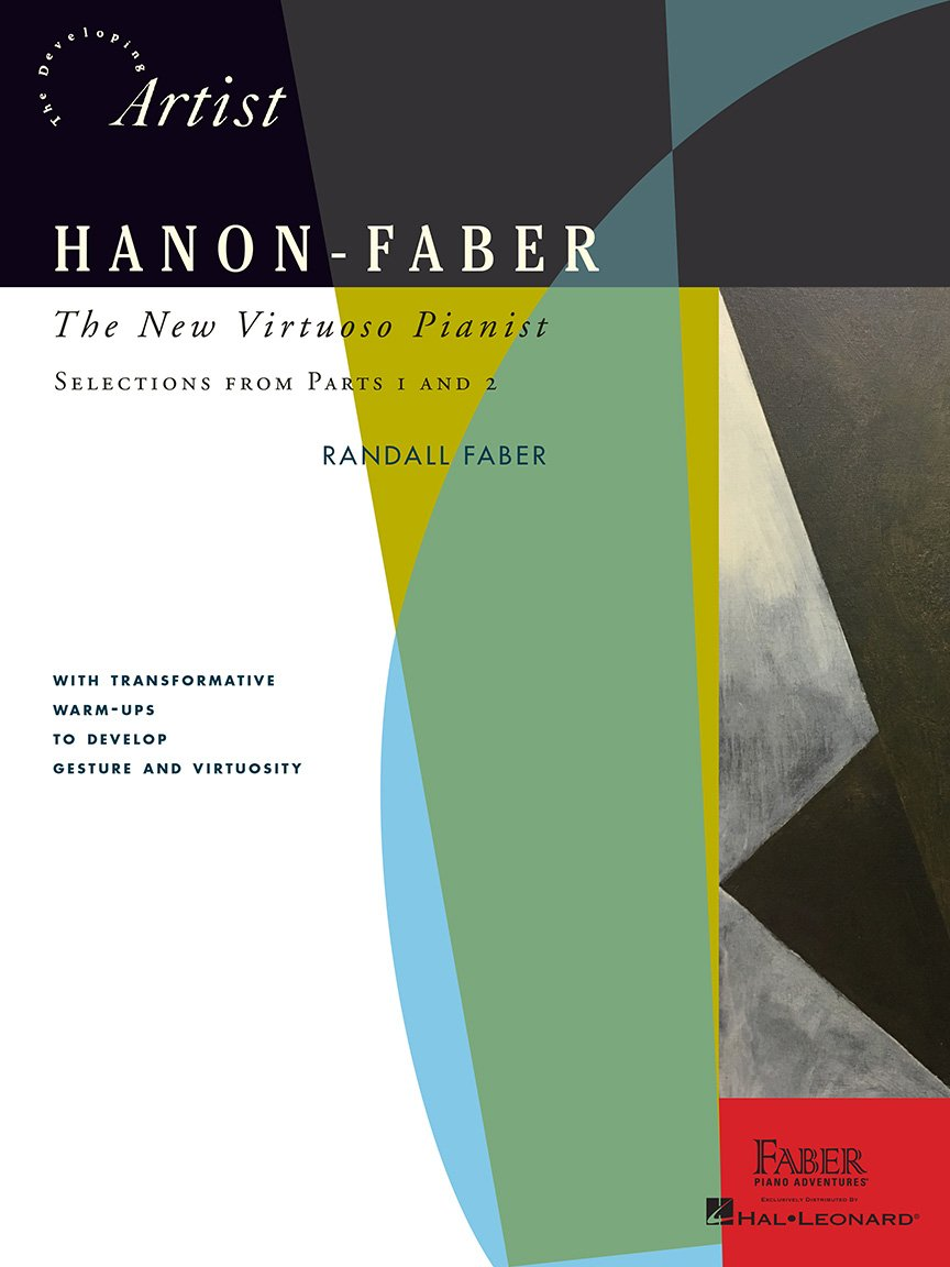 Hanon-Faber The New Virtuoso Pianist
