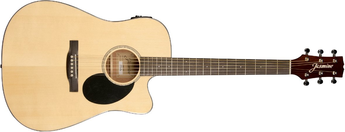 Takamine Jasmine Acoustic-Electric Guitar Dreadnought