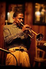 Nolan Shaheed (trumpet)