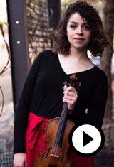 Olivia Breidenthal (violin)