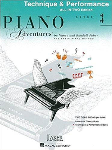 Level 3A- Technique& Artistry Book -2nd Edition - Piano Adventures