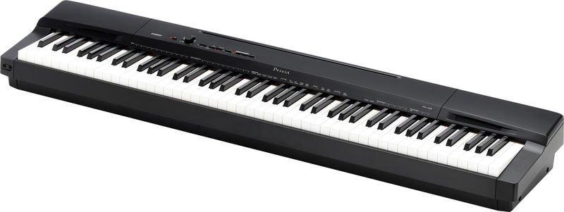 Casio Privia PX-160BK Digital Piano Like New
