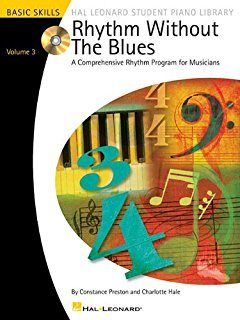 Hal Leonard Rhythm Without The Blues Volume 1