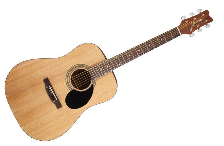 Takamine Jasmine Guitar S35 Dreadnought Natural