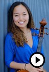 Susanna Kwon Cervantes (violin)