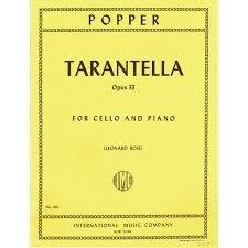 Popper Tarantella, Op. 33