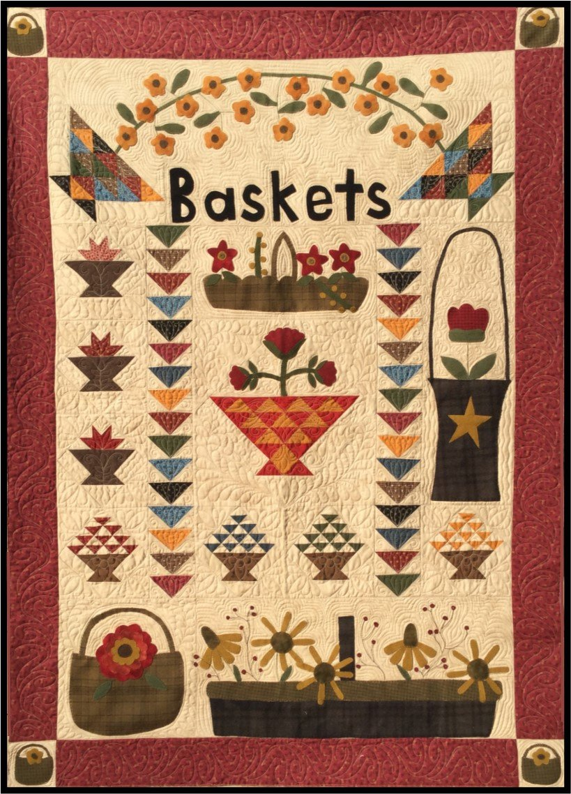 Basket Sampler BOM Pattern only