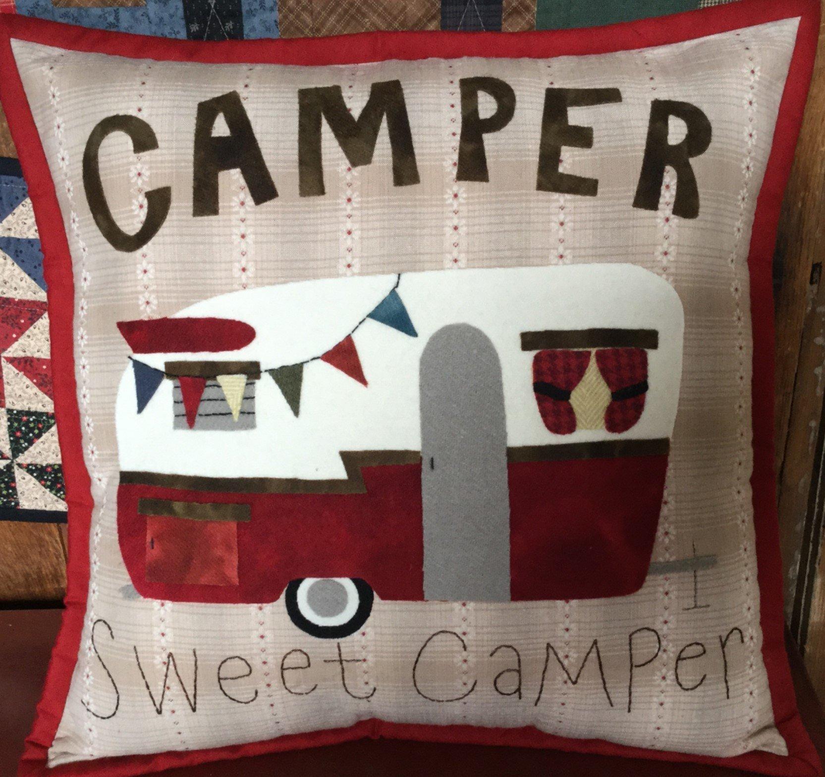 Camper Sweet Camper