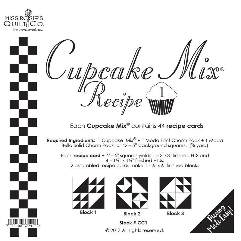 Cupcake Mix #1