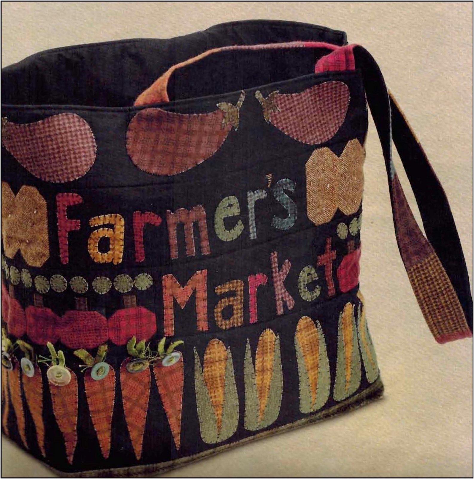Farmers Market Tote