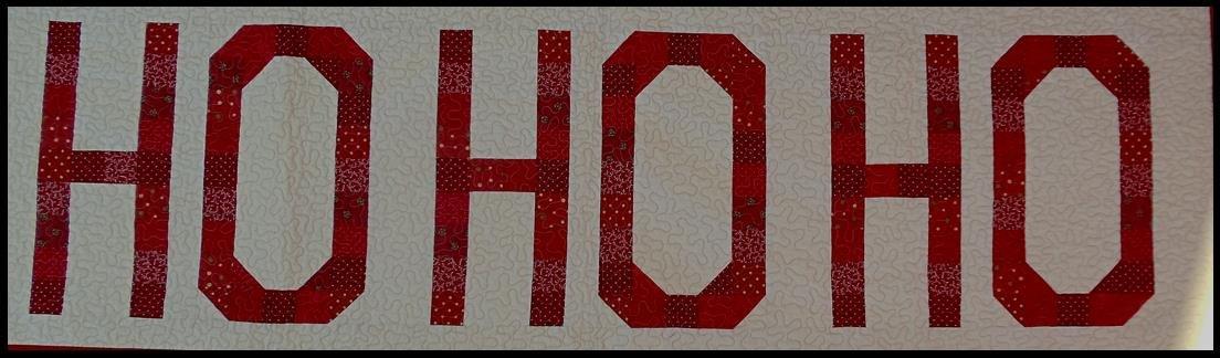 Ho Ho Ho Runner