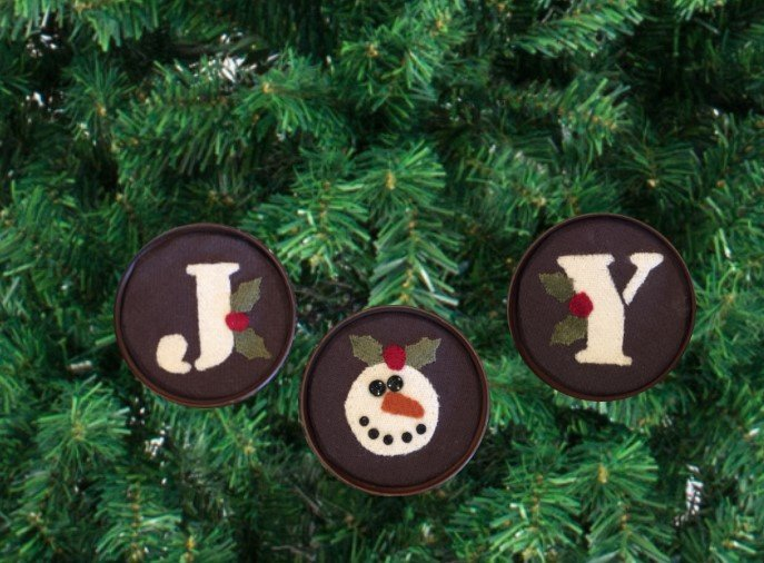 WEEK 5 Joy Ornaments