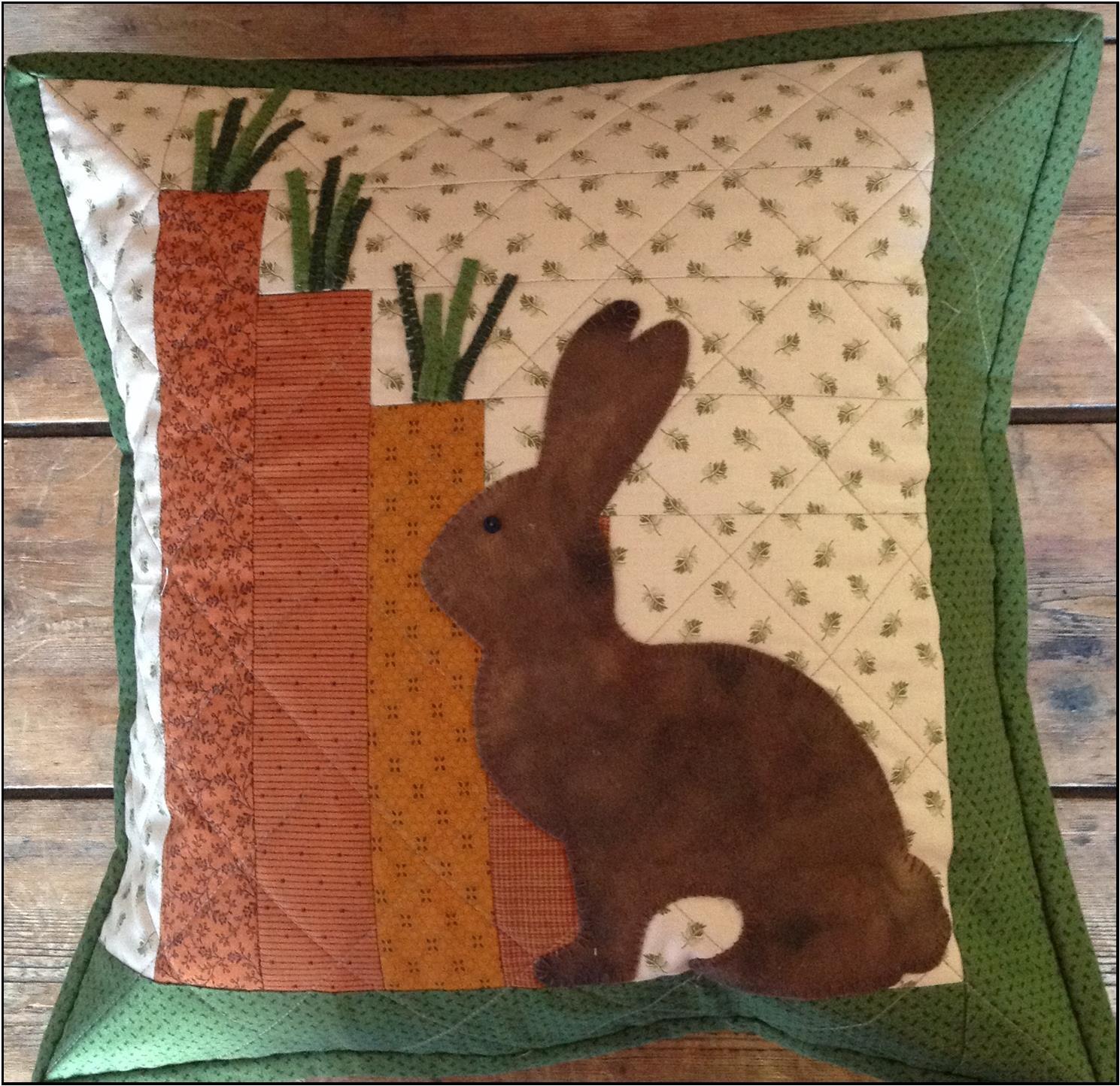 March Bunny Garden