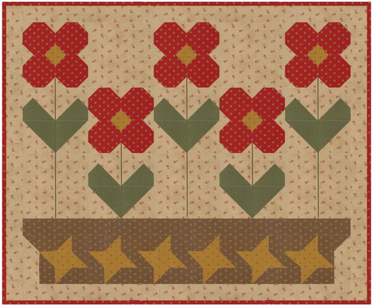 Posy Placemat