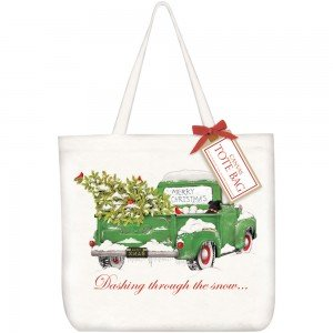 A TOTE HOLIDAY TRUCK