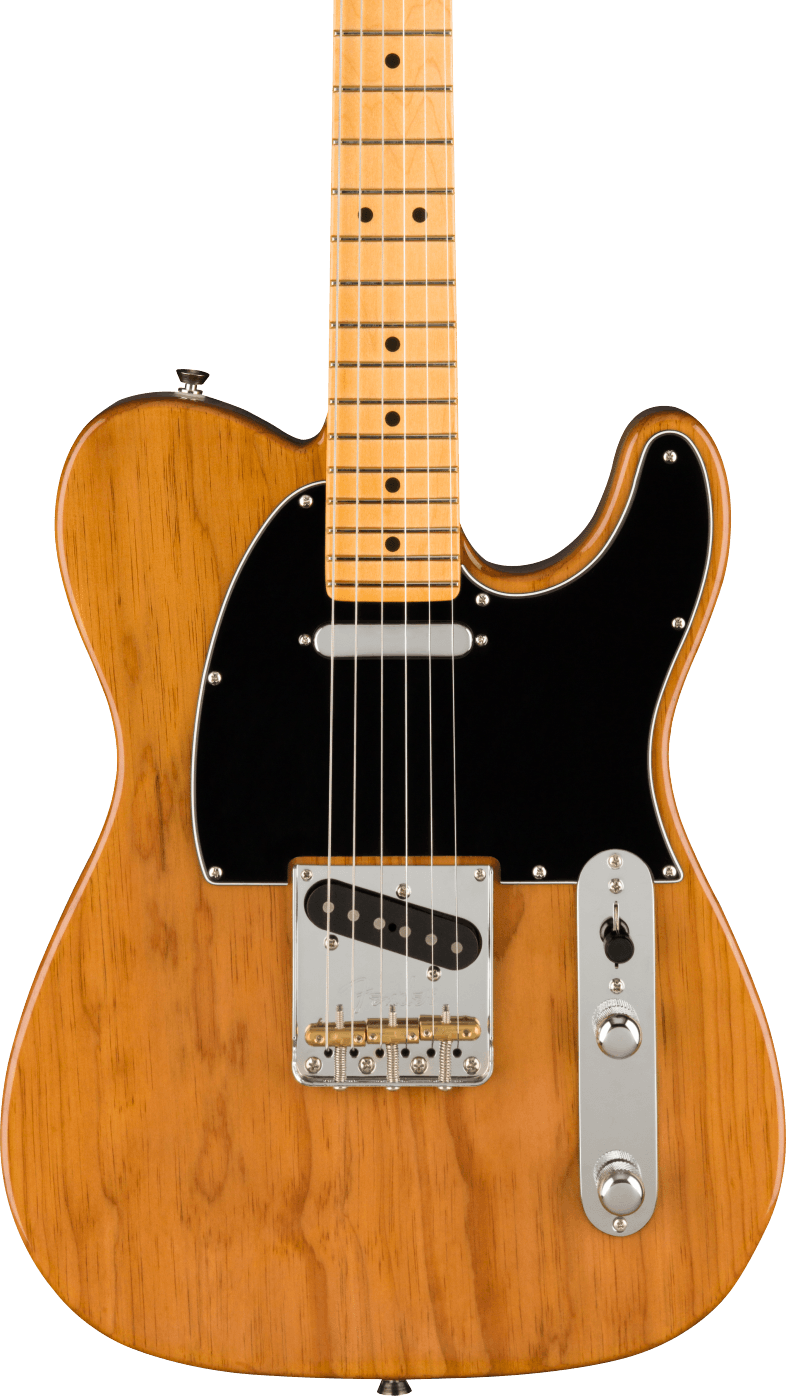 Fender American Professional II Telecaster Roasted Pine