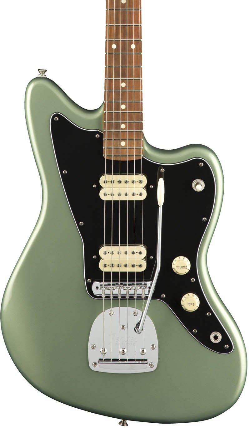 Fender Player Series Jazzmaster Sage Green Metallic