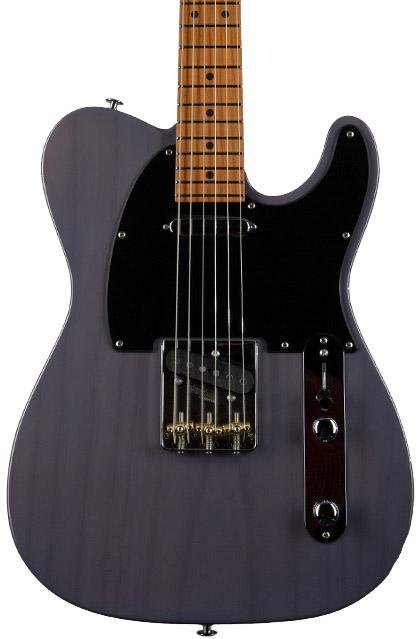 Suhr Classic T Paulownia Trans Gray Limited Edition