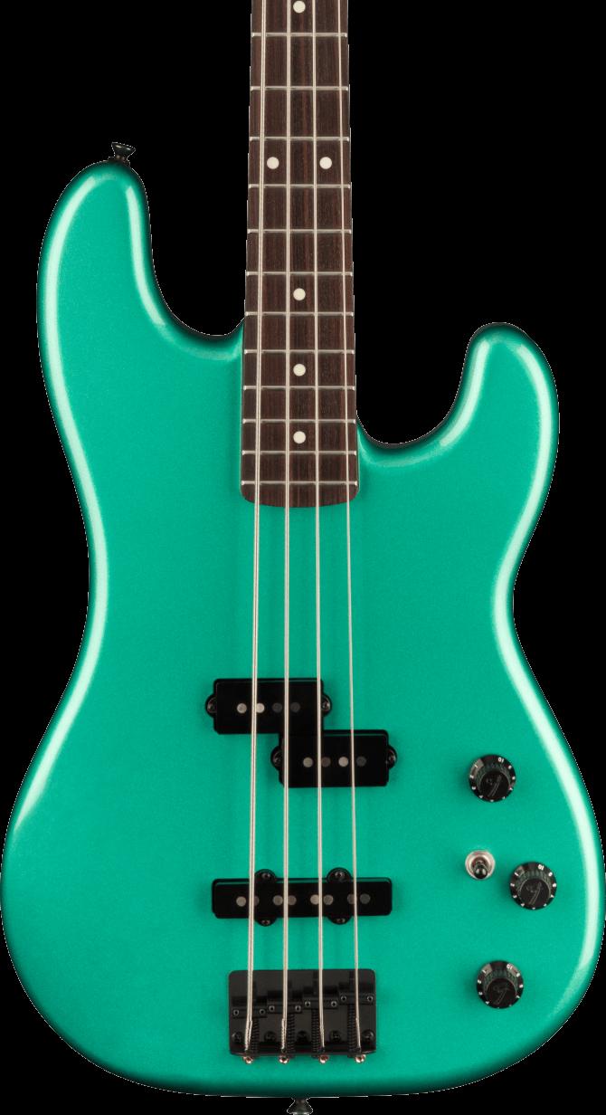 Fender Boxer Series P/J Bass Sherwood Green Metallic