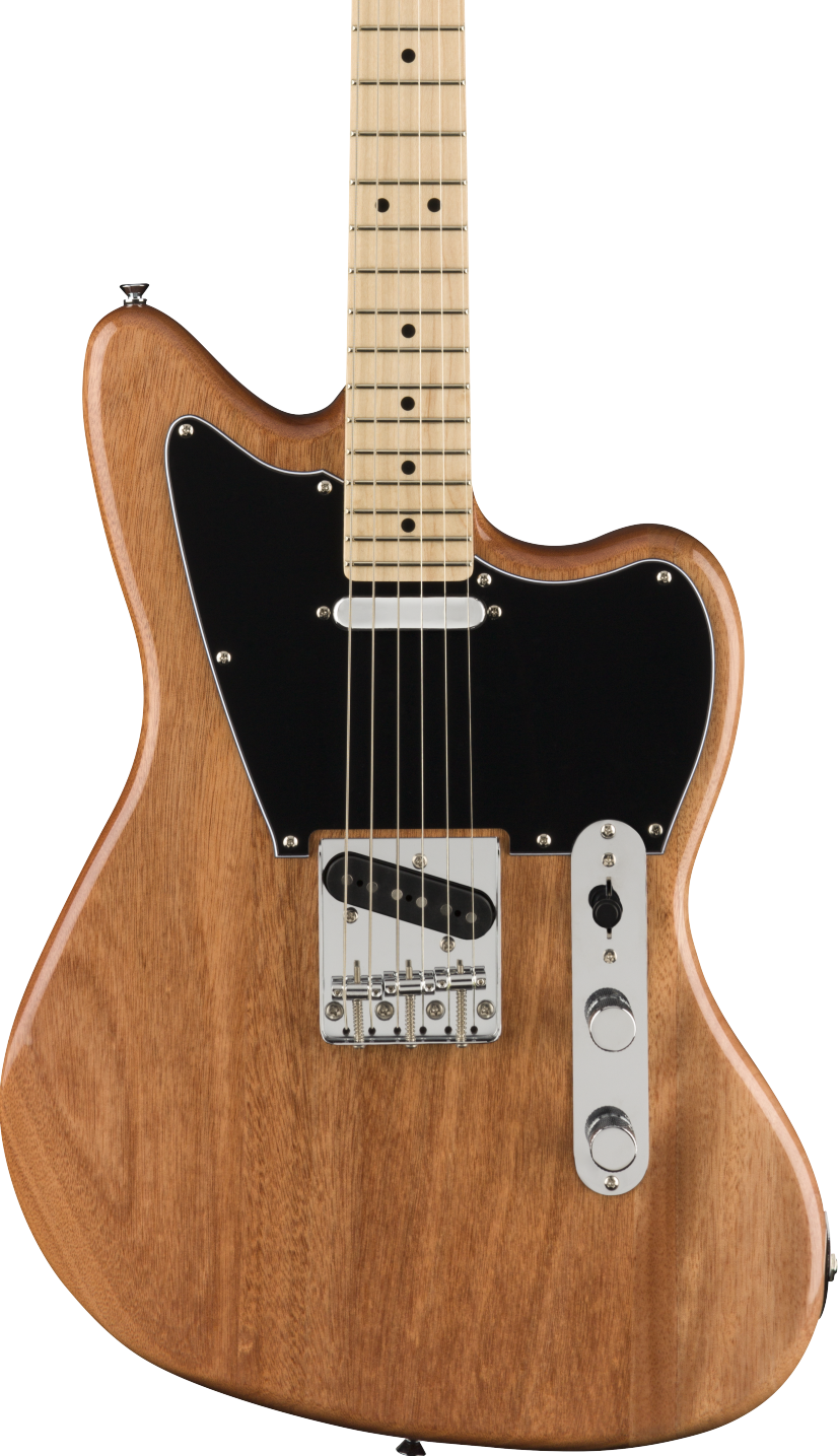 Squier Paranormal Series Offset Telecaster Natural