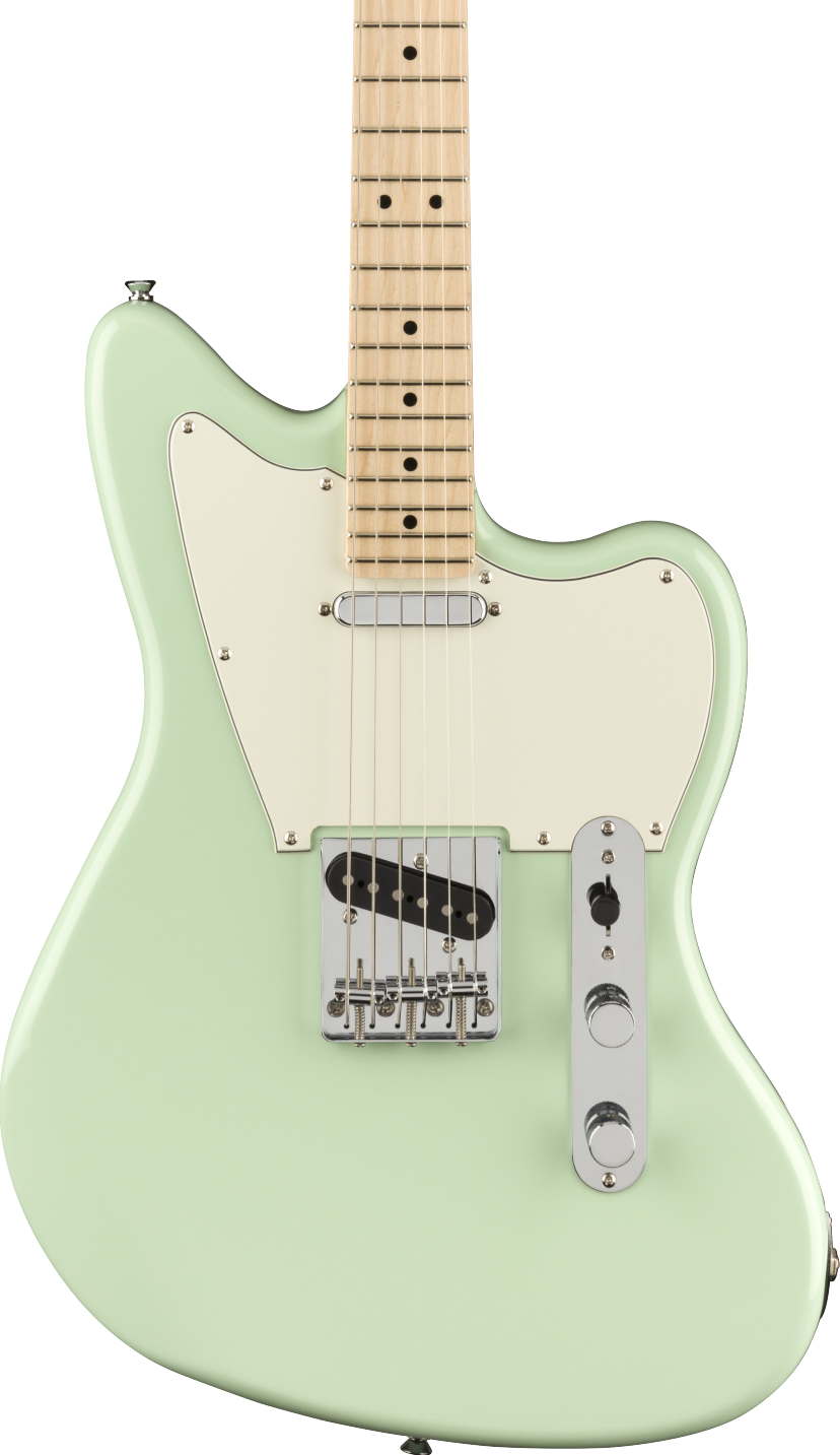 Squier Paranormal Series Offset Telecaster Surf Green