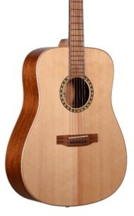 Teton STS100NT Solid Spruce Top Dreadnaught Acoustic