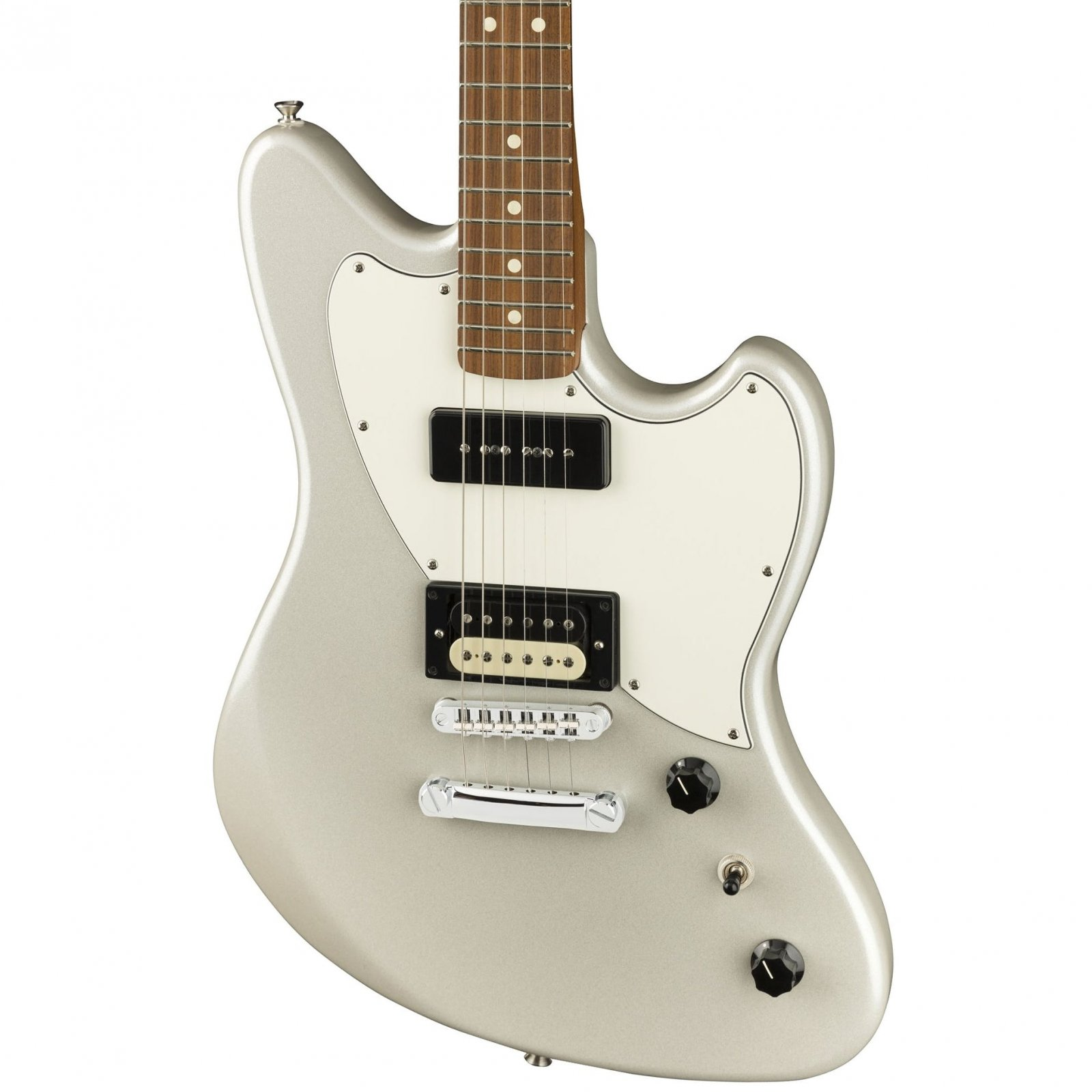 Fender Alternate Reality Powercaster White Opal