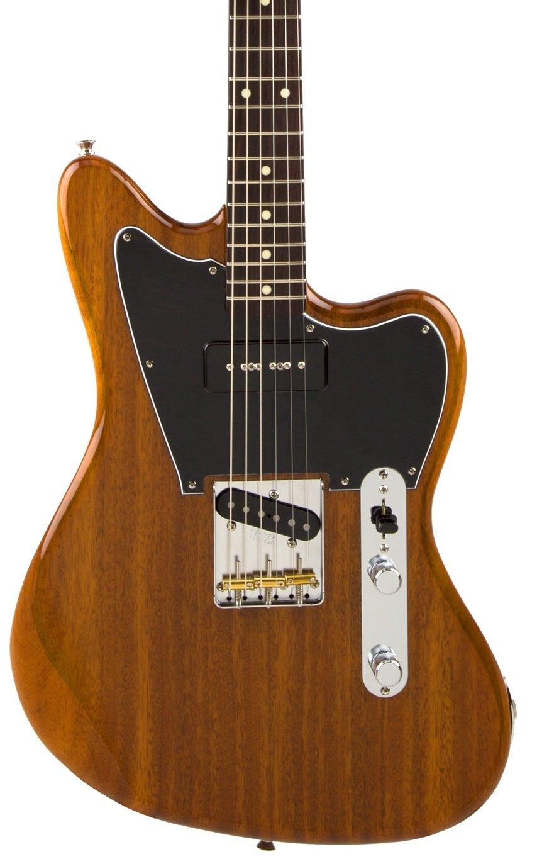 Fender Mahogany Offset Tele MIJ w/Gig Bag
